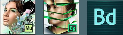 Adobe Muse - Edge - Phonegap