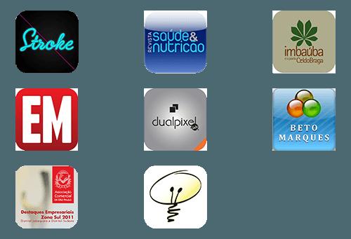 dualpixel produção de aplicativos