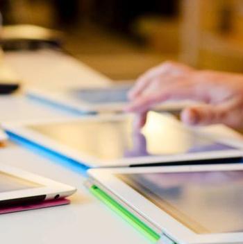 Novidades nos tablets