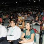 Plateia no InovaEduca3.0 com mais de 606 pessoas envolvidas
