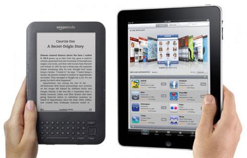 Tablet ou eReader? A escolha é sua!