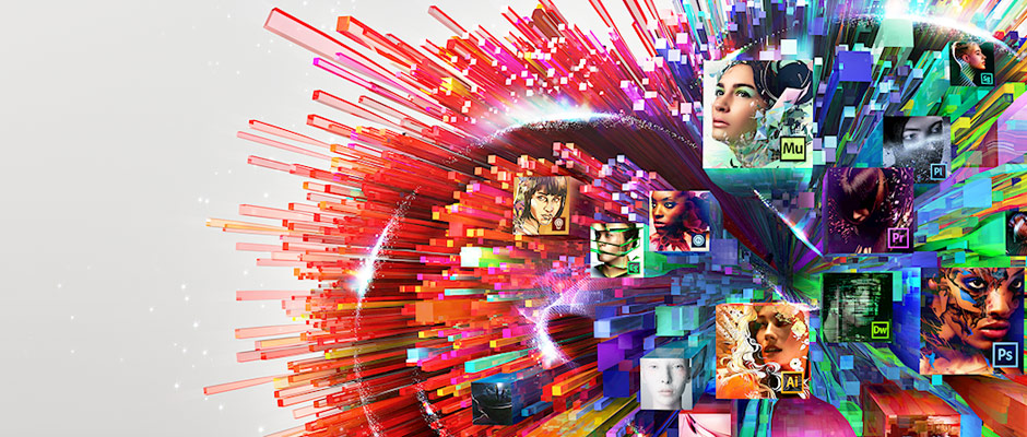 Cinco mitos sobre o Creative Cloud