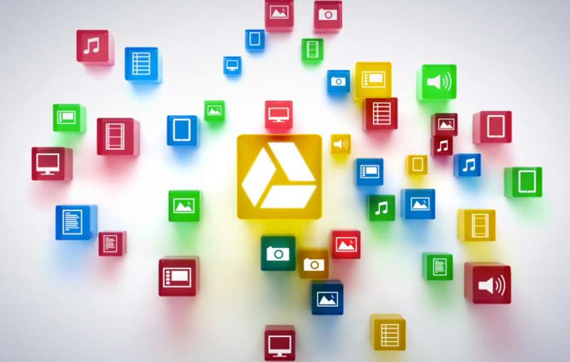 Logo do Google Drive