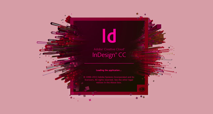 InDesign Creative Cloud