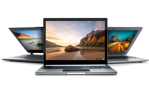 Chromebooks x iPADs