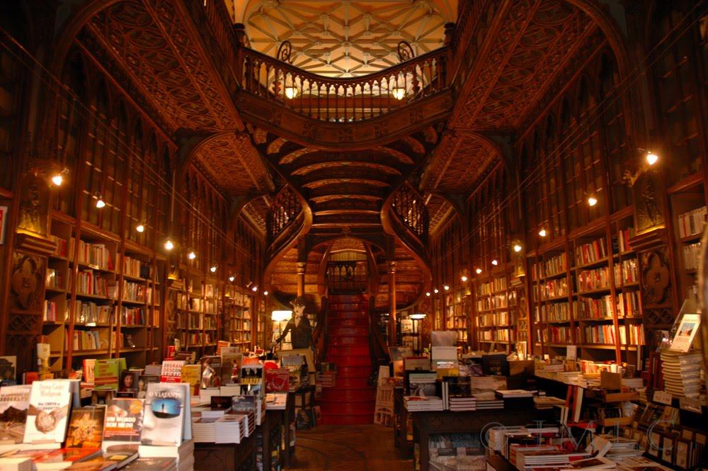 Livraria O Porto de Portugal
