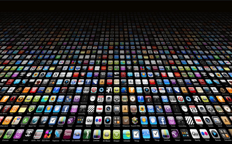 Apps divertidos, mas...