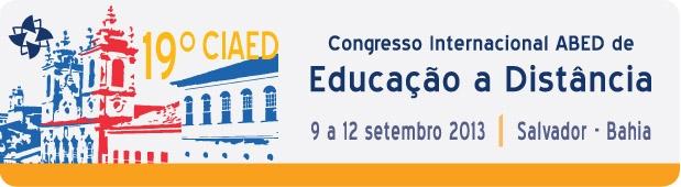 19° Congresso Internacional ABED de Educação a Distância