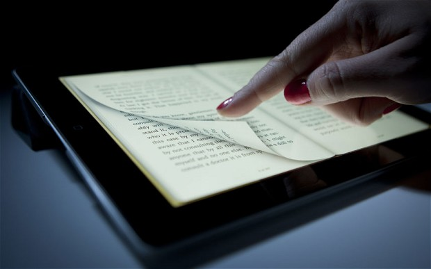 Tendência do mercado de ebooks