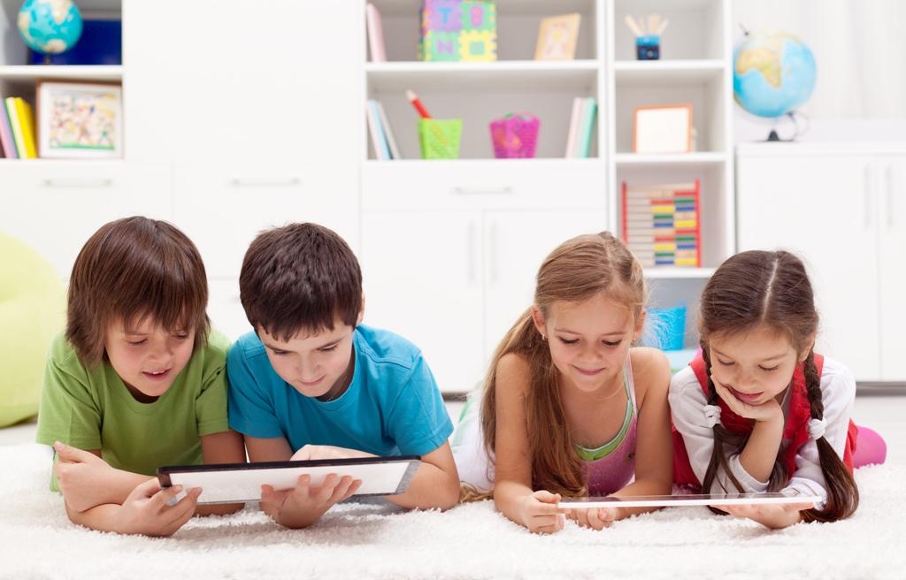 Crianças de apenas cinco anos aprendem a programar