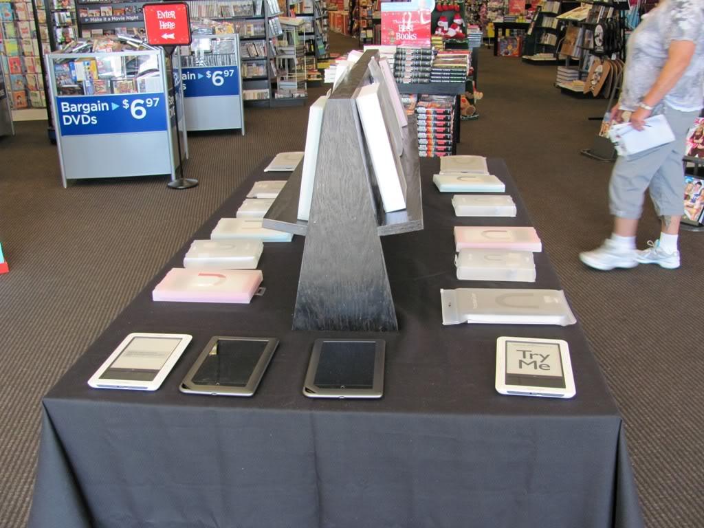 Sinal vermelho para o mercado gringo de e-Books