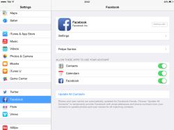 Facebook_configuracao
