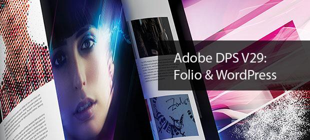 Adobe DPS V29