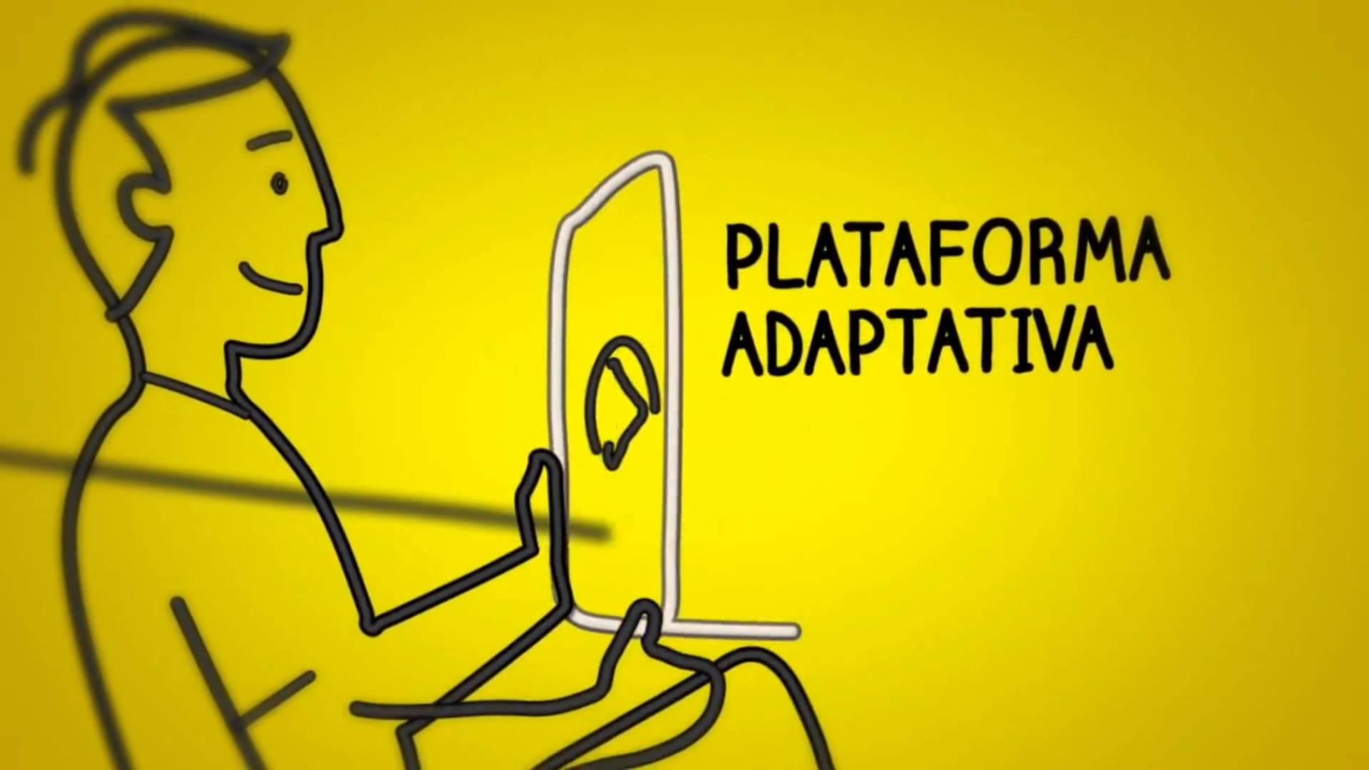 Tudo pela educação: plataformas adaptativas