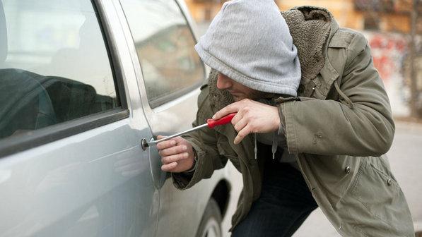 Um app de primeira para encontrar carros roubados