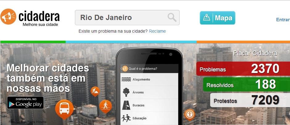 Cidadera: um app que pode transformar nossas cidades