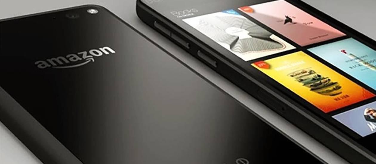 Amazon lança seu primeiro smartphone