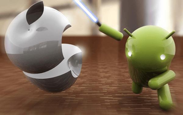 O iOS não é mais seguro que o Android