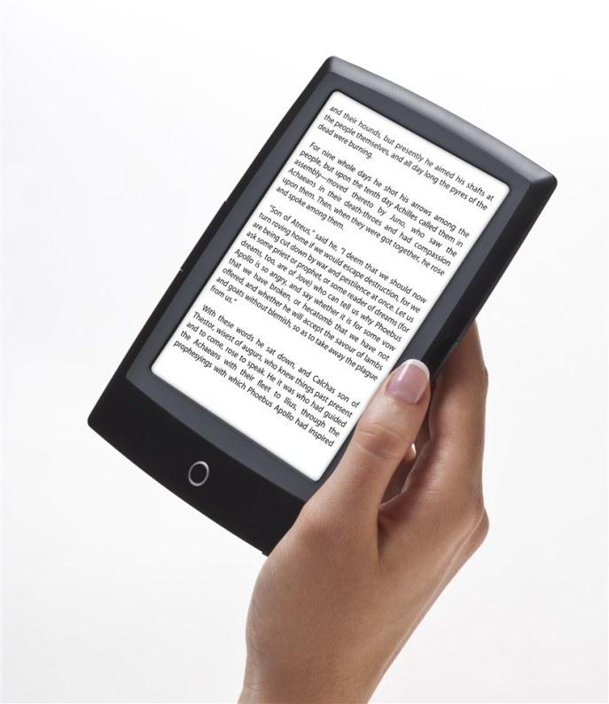 Lançamento do primeiro e-reader da Saraiva