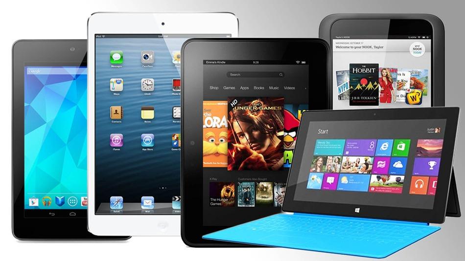 A grande segmentação de tablets