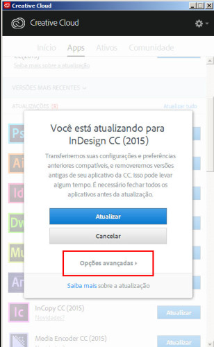 Adobe InDesign CC2015