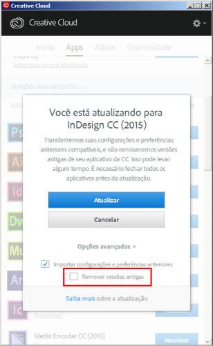 Adobe InDesign CC2015