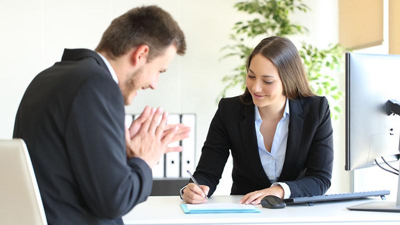 Ajude o cliente a identificar o problema