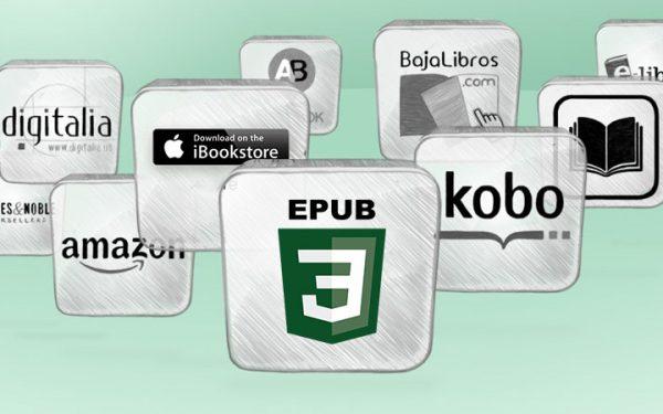 Distribuição de EPUB além da Amazon